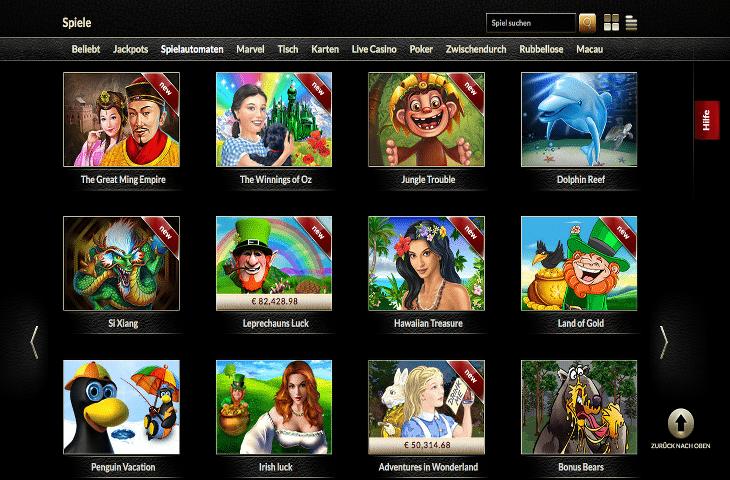 EuroGrand_Casino_Spielautomaten