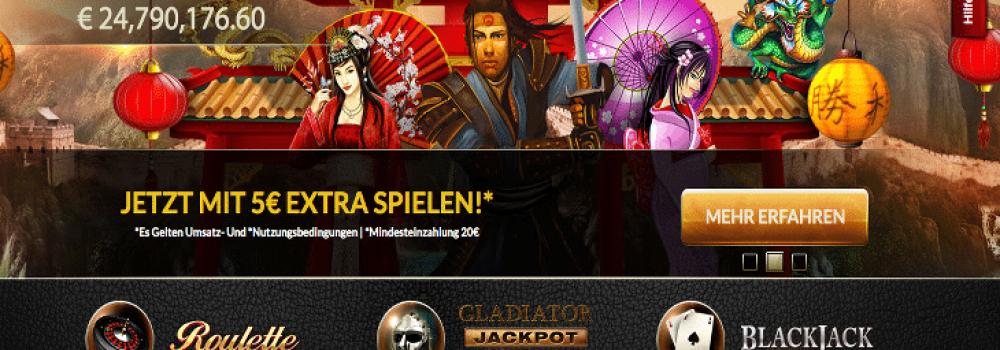 eurogrand casino seriös