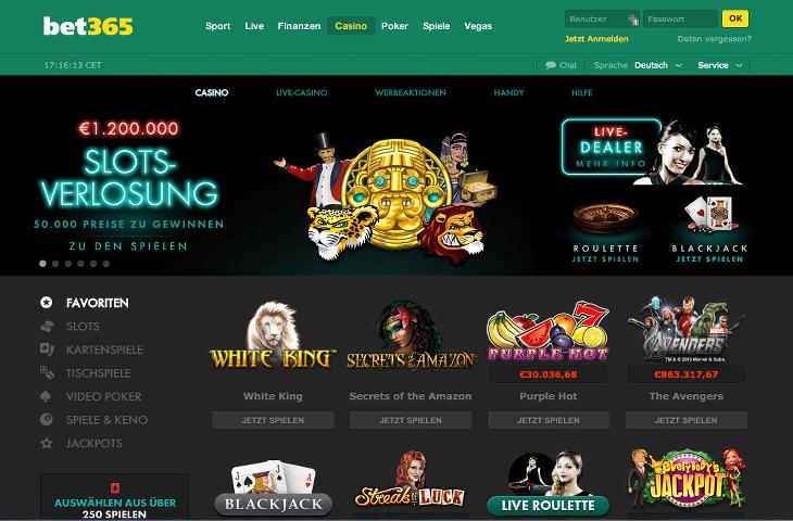 welches casino spiel ist das beste