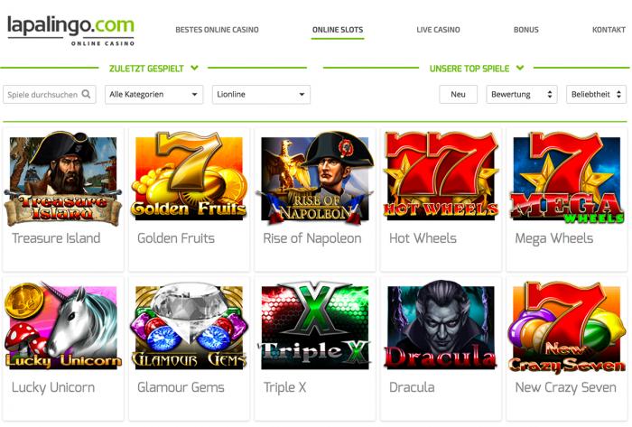 Lowen Casino Online